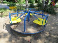 Детская площадка по ул. Молодёжная д. 19